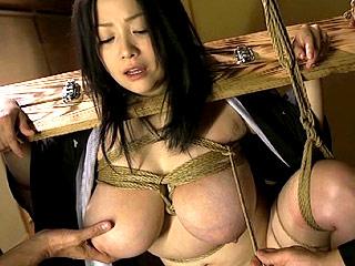 小向美奈子☆緊縛奴隷