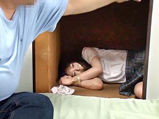 監禁JK鬼畜DQNメント!!