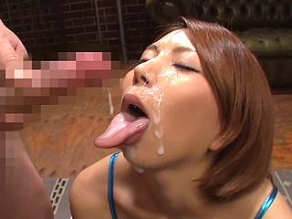 長舌痴女の最強フェラチオ!