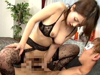 波多野結衣☆淫語連発SEX