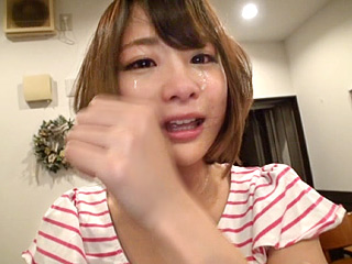 ソムリエ見習いがガチ泣きAV!