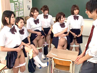 クラスで集団妊娠騒動!?