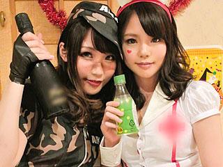 ハロウィンナンパin渋谷①
