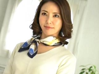 マンネリ人妻AV初出演☆